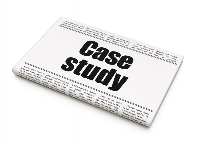 Real Estate Case Study for commission advance