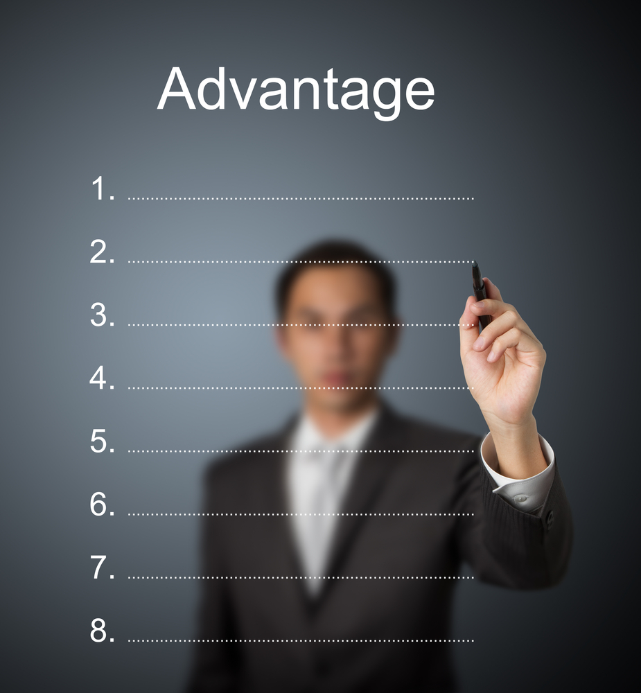 Commision Advance Advantages